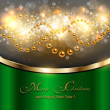 Christmas background — Stock Vector #34253617