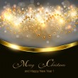 Christmas background — Stock Vector #34253689