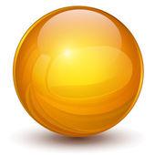 3 d 球体 — ストックベクタ