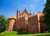 Frombork Cathedral — Stock Photo