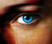 Beautiful eye — Stock Photo