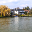 Tranquil Thames - Stock Photo