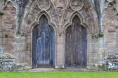 Cathedral Doorway — Stock Photo