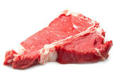Raw T-bone — Stock Photo
