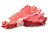 Raw T-bone — Stock Photo
