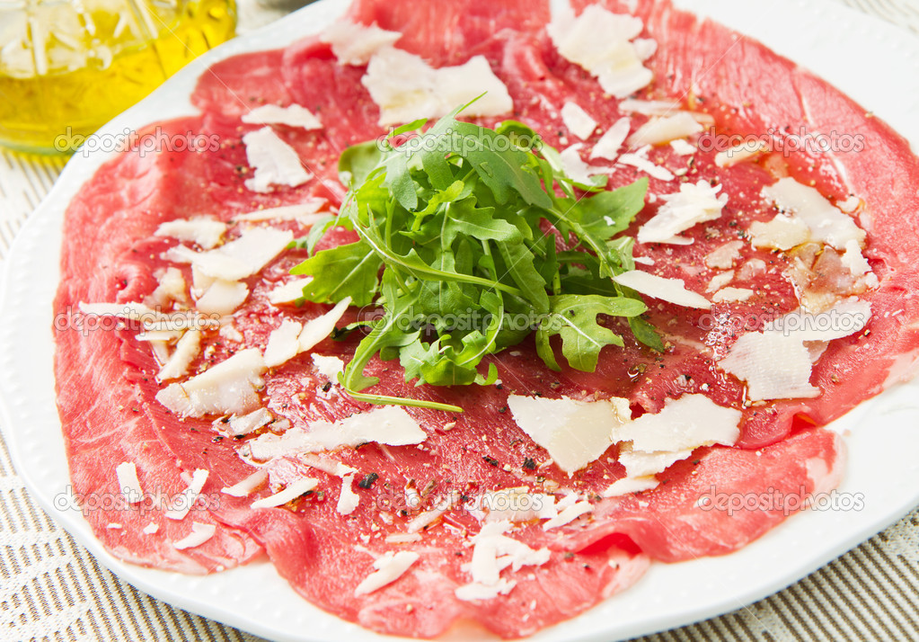 how to cook carpaccio of beef