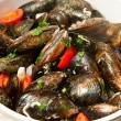 Royalty-Free Stock Photo: Mussels