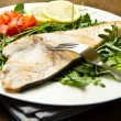 Roasted swordfish — Stock Photo #18747925
