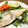 Roasted swordfish — Stock Photo #18747989