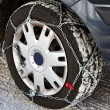 Snow chains — Stock Photo #19506109