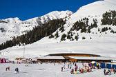 Ski facility — Stock Photo