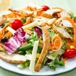 Chicken salad — Stock Photo #22061377