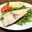 Roasted swordfish — Stock Photo #22061561
