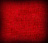 Red background with a crisscross mesh pattern — Stock Photo