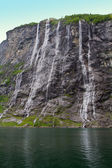Norwegian Waterfalls — Foto Stock