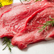 Foto Stock: Red meat