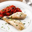 Delicious monkfish — Stock Photo #29301089