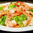 Shrimp salad — Stock Photo #29528807