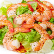 Shrimp salad — Stock Photo #29528817