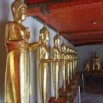 Beautiful Buddha statue in Thailand — Stock Photo #30311955