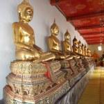 Beautiful Buddha statue in Thailand — Stock Photo #30312003