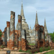 Historic temple in Thailand — Stock Photo #30313021