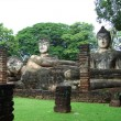 Buddha statue in historical park, Thailand — Stock Photo #30313871