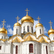 Stock Photo: Breathtaking Famous Annunciation Cathedral and Archangel