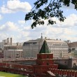Stunning view of Moscow Kremlin, Russia — Stock Photo