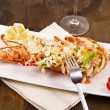 Catalan lobster — Stock Photo #38265677