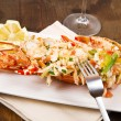 Catalan lobster — Stock Photo #45037035