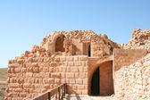 The Treasury in the ancient Jordanian city of Petra, Jordan. — Stock Photo