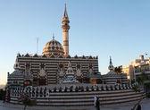 Mosque in the city of Amman in Jordan  — Stock Photo