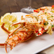 Catalan lobster — Stock Photo #48818859