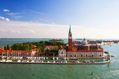 A view of Venice Italy  — Foto de Stock