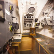 German world war 2 submarine type VIIC/41 - radio compartment — Stock Photo #16079263
