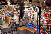 German world war 2 submarine type VIIC/41 - heart of submarine — Stock Photo