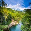Julian Alps in Slovenia — Stock Photo