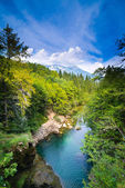 Julian Alps in Slovenia — Stock Photo