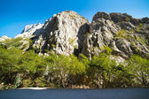 Mountains Paklenica National Park — Stock Photo