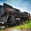 Old locomotive — Stock Photo #26979857