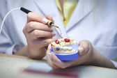 Dental Laboratory — Stock Photo