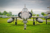 Mirage 5 - jet plane — Stock Photo