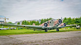 Junkers Ju-52 — Stock Photo