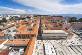 Panorama of Zadar — Stock Photo