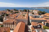 Panorama of Zadar — Stock Photo
