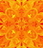 Orange fantasy — Stock Photo