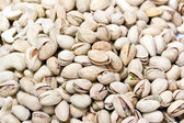 Pistachios and cashew — Stock Photo
