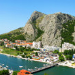 Croatia panoramic landscape — Stock Photo