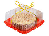 提拉米苏蛋糕 — 图库照片